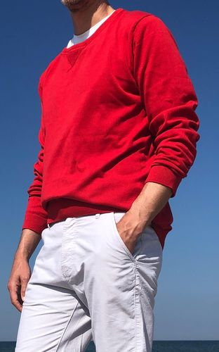 Roter_Sweater